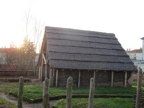 La maison néolithique